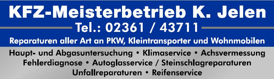 KFZ Meisterbetrieb K. Jelen